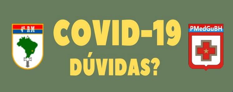COVID-19   Dúvidas